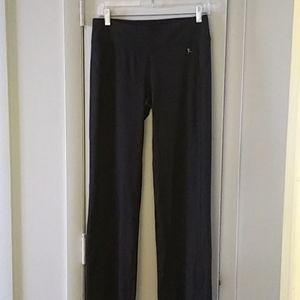 Danskin black yoga pants sz med.